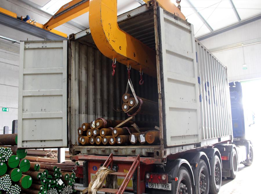 Medios logísticos para el transporte